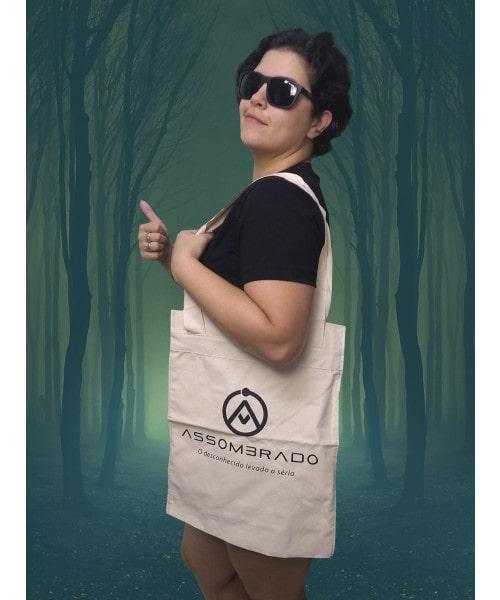 Eco Bag Assombrado