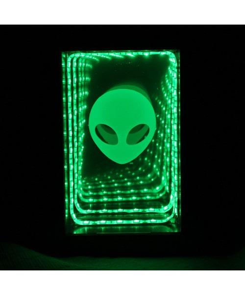 Luminária Fundo Infinito: ET