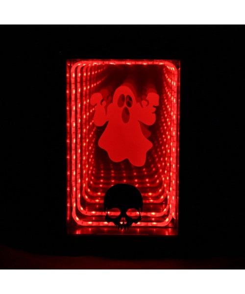 Luminária Fundo Infinito: Fantasma