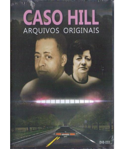 DVD Caso Hill: Arquivos Originais