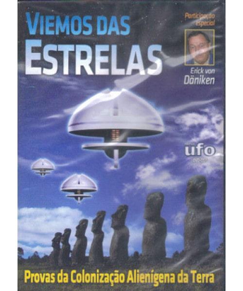DVD Viemos das Estrelas